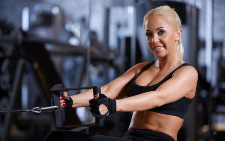 Увеличился вес после тренировки