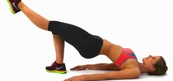 18 низкоударных тренировок для бедер и ягодиц от FitnessBlender