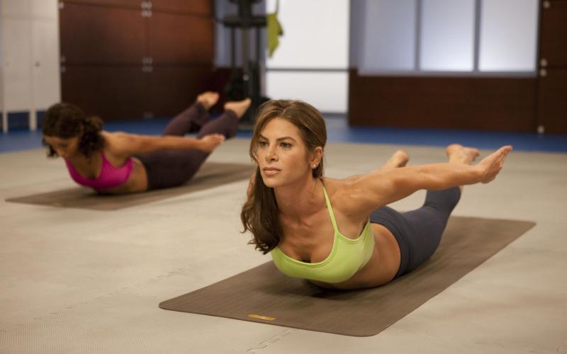 Тренажерный зал программа для похудения женщинам