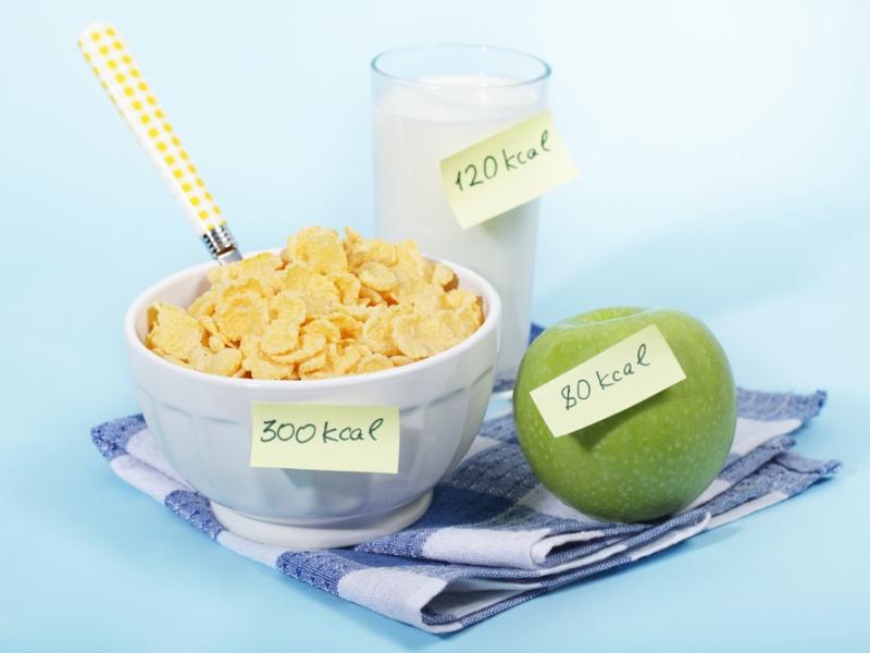 Е приложение на iphone для подсчета калорий