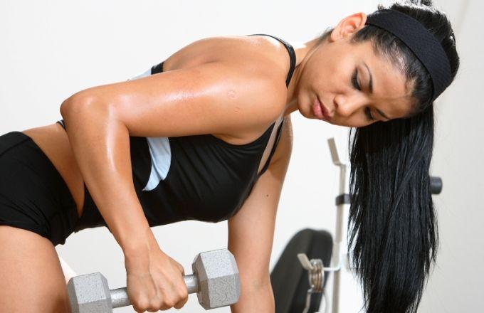 Силовые тренировки дома для похудения