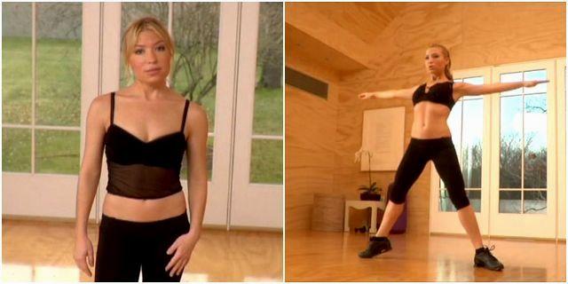 Танцевальная кардио-тренировка c Трейси Андерсон
