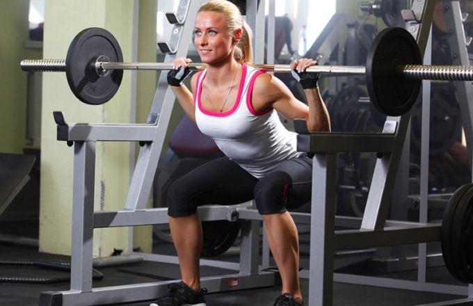 Можно ли похудеть с силовыми тренировками