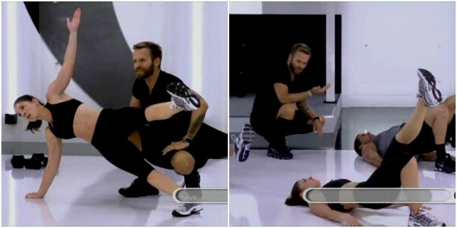 Bob Harper - Total Body Transformation Workout