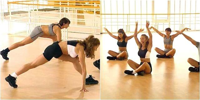 Кардио-тренировка с Валери Турпин