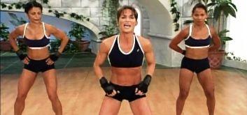 Тренировка с Кейт Фридрих