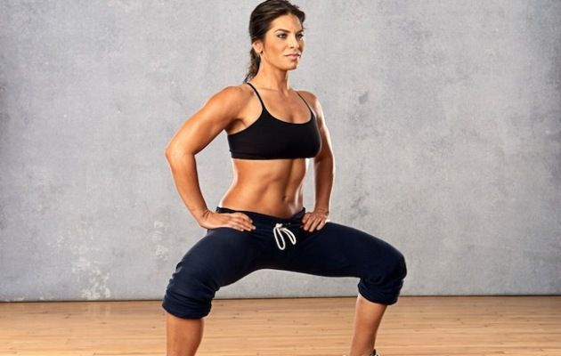 All workouts with Jillian Michaels