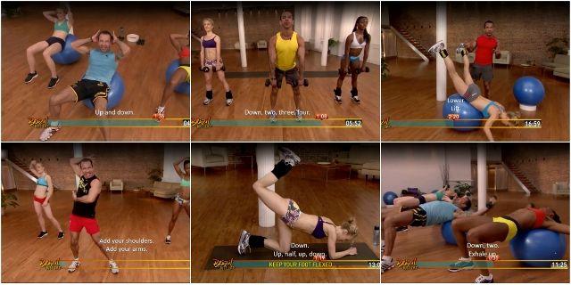 Бразильские попки Brazil Butt Lift Master Series