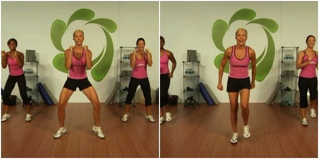 Тренировка с Синди Уитмарш для всего тела