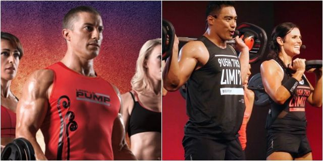 Les Mills: Body Pump и Pump Workout