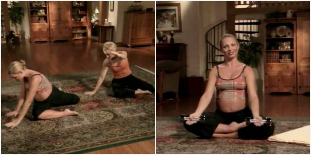 Тренировка во время беременности