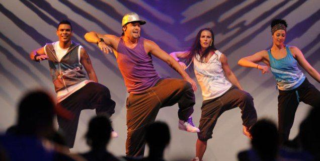 Танцы Лес Миллс