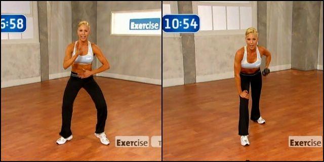 Тренировки тренеров exercise tv