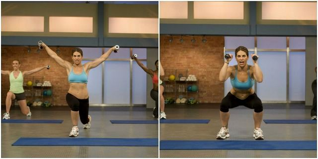 Силовые тренировки в домашних условиях для девушек