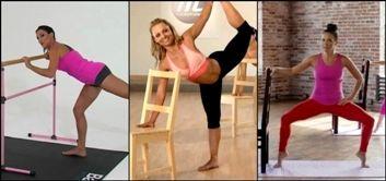 Балетные тренировки