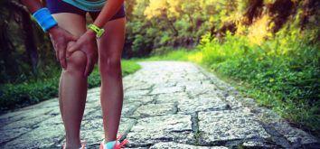 Боль в коленях после тренировки