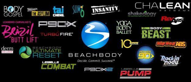 Все тренировки Beachbody