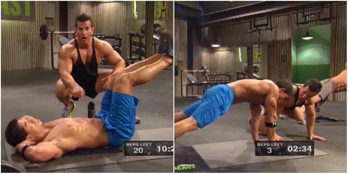 Body Beast с Саги Калев