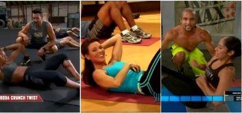 Топ-10 лучших коротких тренировок для живота