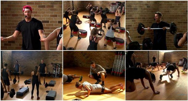 Тренировки Grit: Cardio, Strength и Plyo