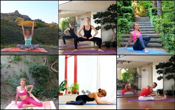 Раскрытие тазобедренных суставов: упражнения