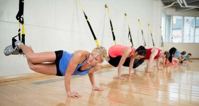 тренировки TRX