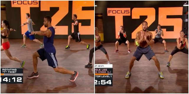 Focus T25: Beta