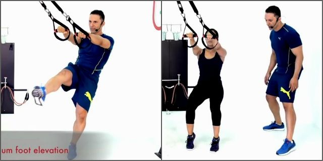 Suspension Workout 25 (Arms & Legs)