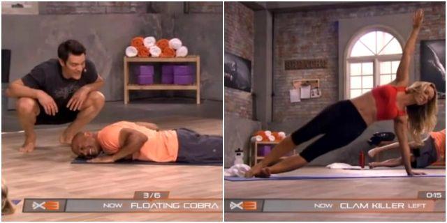 Pilates X из P90X3