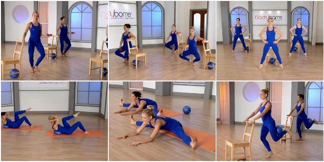 фитнес балет