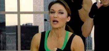 Кикбоксинг с Кейт Фридрих