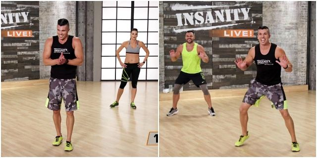 Insanity Live: Speed Strength