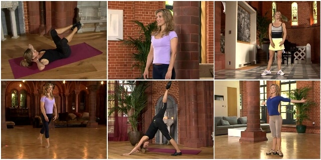 Ballet Workout For Legs, Bums & Tums