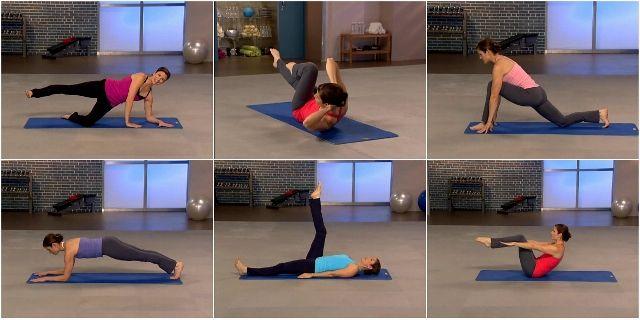 Pilates for Beginners (Пилатес для начинающих)