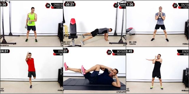 Millionaire Hoy HIIT and STRONGER