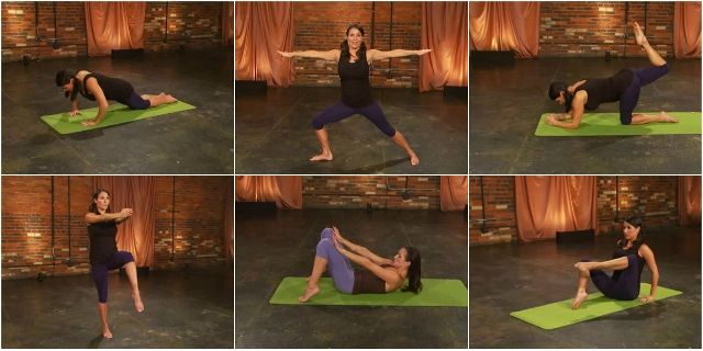 Ruah Long & Lean Prenatal Workout