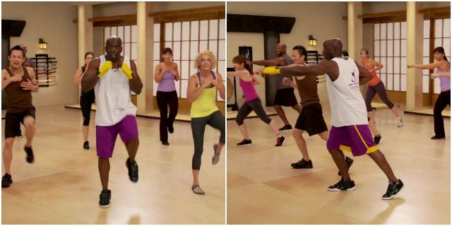 Билли Блэнкс – Taebo Max Intensity