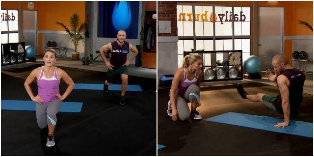 Cody Storey и Anja Garcia – Total Body