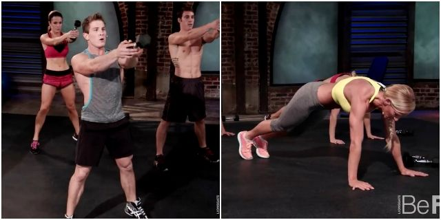 BeFit In 30 Extreme Workouts