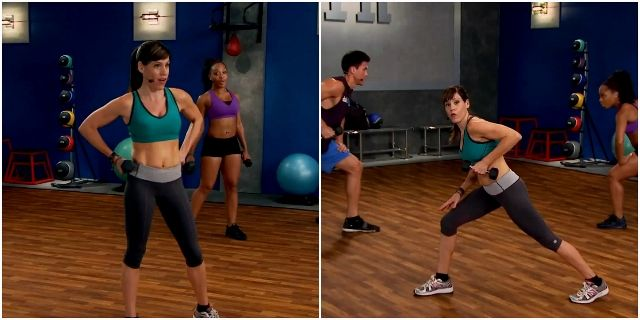 Judi Brown – Cardio Sculpt
