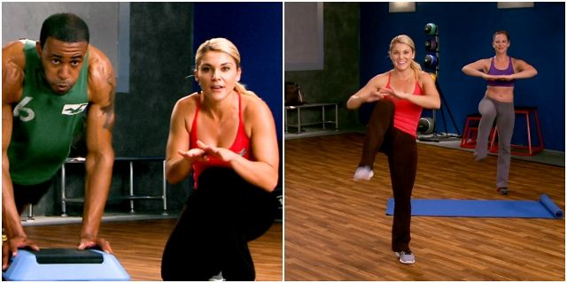 Anja Garcia – Cardio Sports Drills
