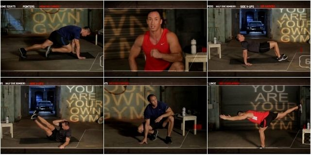 You Are Your Own Gym (Mark Lauren)