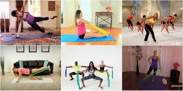 силовые упражнения сжигания жира видео