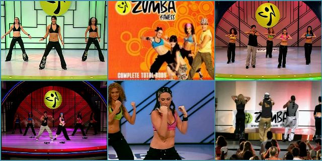 Zumba Fitness: Total Body Transformation System