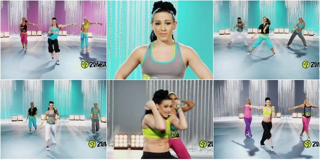 Zumba Fitness: Target Zones