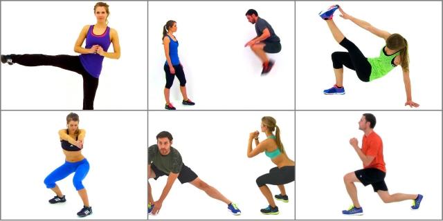 Топ-10 тренировок от FitnessBlender, которые помогут вам сжечь 1000 калорий