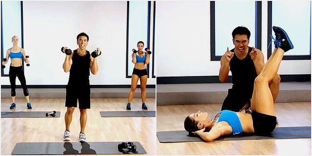 Mike Donavanik - Total Body Interval Training