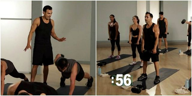 Paul Katami – Bootcamp 4x4x2 Workout