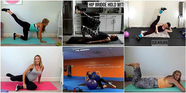 Тренировки безопасные для коленных суставов