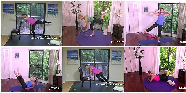 Тренировки Джессики Смит для бедер и ягодиц без выпадов, приседаний и прыжков